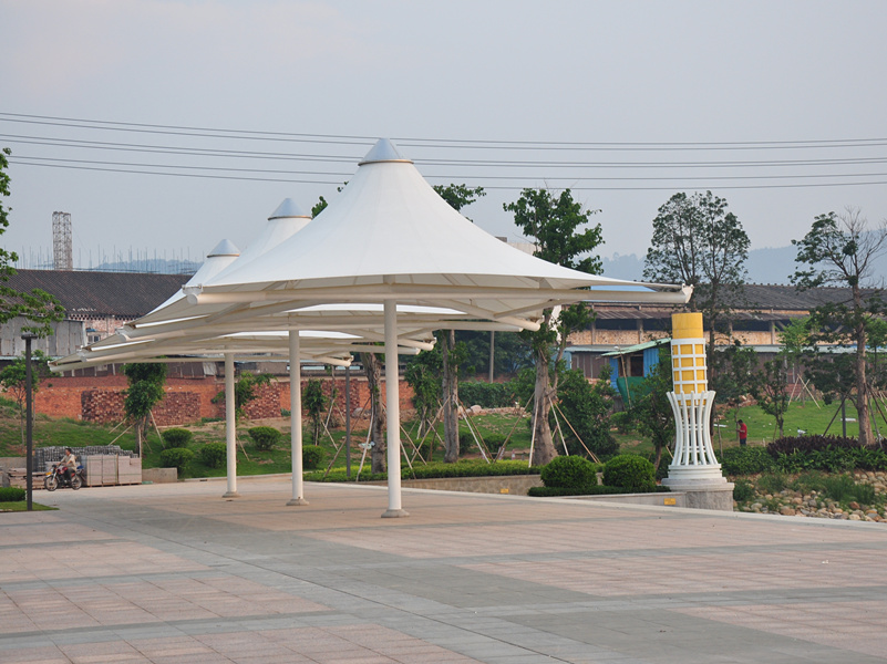 Tension Fabric Structures Cost