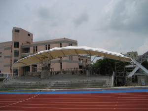 Taiwan stadium roofing systems