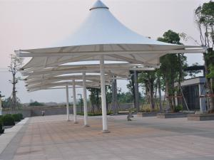Teflon Coated Roof Fabric Amphitheater