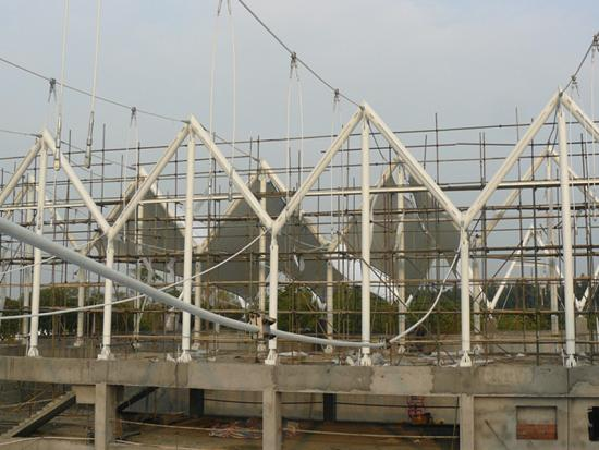 PermanentTensile Fabric Structures