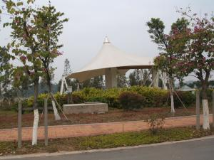 Canopy Tensile Structure Design