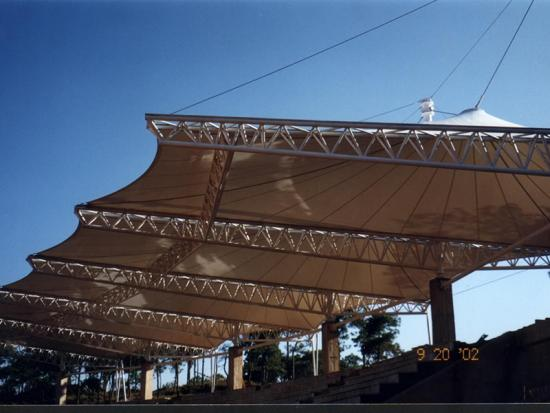 China Membrane Roof Structure